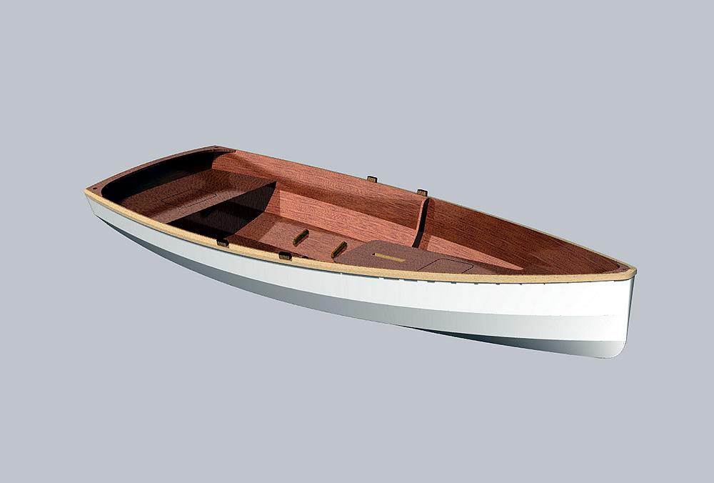 гребная лодка 3 метра динги